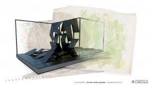 Lincoln Uni design for GardenUp